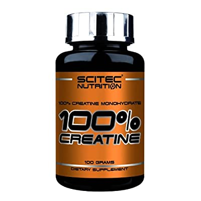 Scitec Nutrition 100% CREATINE 100g 300g 500g 1000 g by Scitec Nutrition