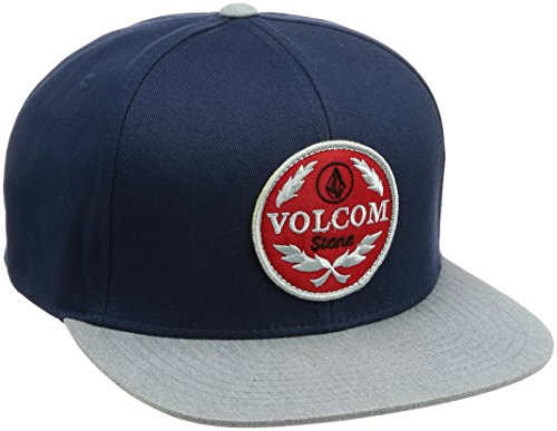 Volcom Herren Casual Cresticle Heather Grey