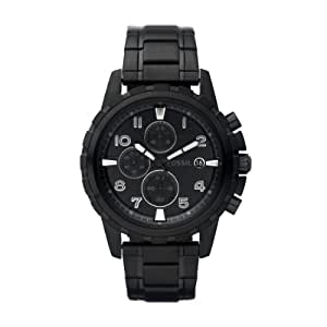 Fossil End of Season Dean Chronograph Black Dial Men's Watch - FS4646