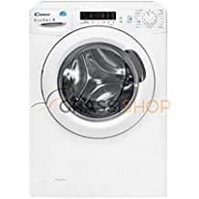 Wonderful Candy CSW 485D 01 Freestanding Front Load A White Washer Dryer   Washer  Dryers