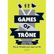 Games of trône Mots fléchés, croisés et mêlés