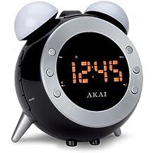 Akai AR280P - Radio-reloj proyector