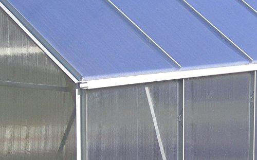 Aluminium Gewächshaus