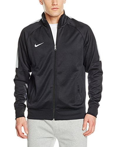 Nike Bekleidung Team Club Trainer Jacket Black/White