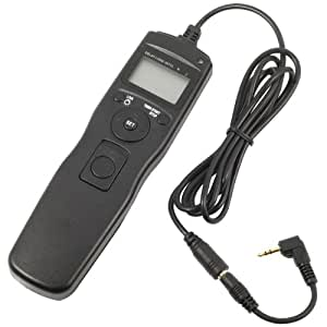 Timer Remote Control Shutter Release Cord for Canon EOS 650D 550D 600D 60D DC274 ¡