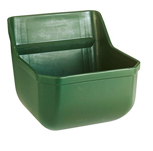 Kerbl KraftfuttertrogFohlentrog Metallstäbe grün