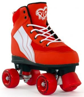 Rio Roller Kids Quads Pure Red/White