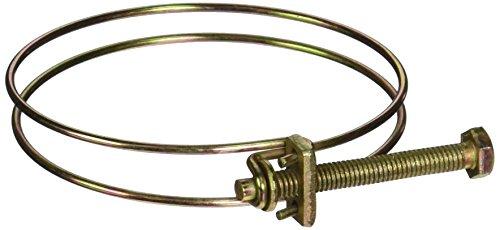 70-78mm 6,86 cm - 7,62 cm ajustable de Metal de tuberías para abrazaderas de tubo flexible