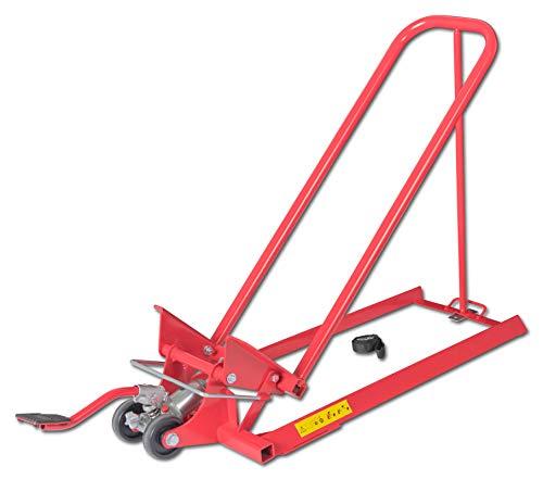 Arnold 6031x1-0013Alza per trattori e Tagliaerba-idraulico, Rosso