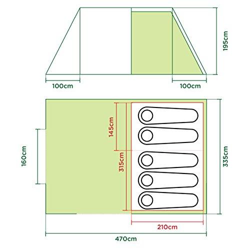 Coleman-Galileo-Tents
