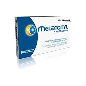 Supplément Arkopharma Melatonyl alimentaire 60 comprimés