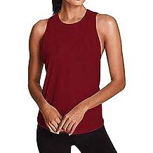 Luckycat Yoga Vests Sujetador Deportivo básicos Tallas Grandes Sujetadores Deportivos Mujer Running Ropa Interior Deportiva Camiseta