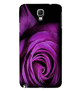 ColourCraft Beautiful Rose Design Back Case Cover for SAMSUNG GALAXY NOTE 3 NEO N7505