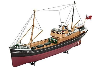 Revell 05204 - North Sea Trawler - Maßstab 1:142 von Revell