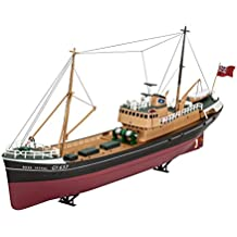 Revell 05204 - Maqueta de barco North Sea Trawler (escala 1:142)