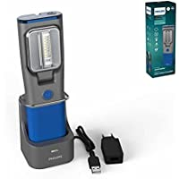 Philips LED-Arbeitsleuchte RCH31 avec chargeur station