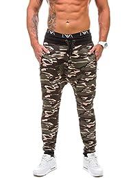 BOLF – Pantalons de sport – Jogging pantalons – MADMEXT 1007 – Homme