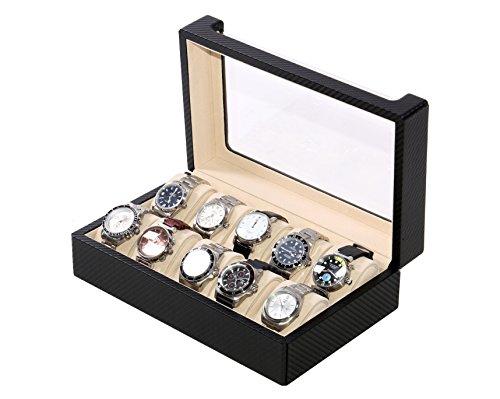 caja-carbon-fiber-capacidad-10-relojes-con-ventana