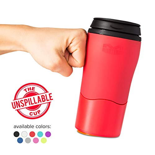 Mighty Mug Solo: Red by Mighty Mug