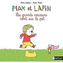 Max et Lapin : Les grands coureurs vont sur le pot (02)