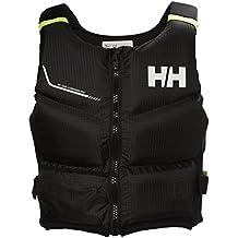 Helly Hansen Rider Stealth Zip Chaleco, Hombre, (Gris 980), One Size