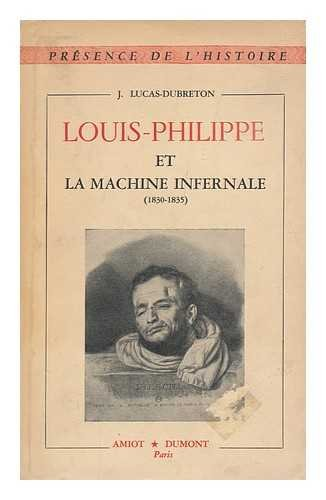 Louis philippe et la machine infernale