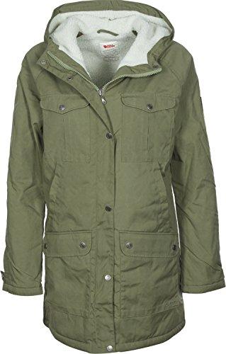 Fjällräven Damen Parka Greenland Winter Jacke Frauen Gr. X-Large, Green - Olive