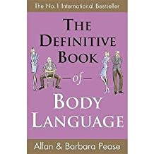 DEFINITIVE BOOK OF BODY LANGUAGE,THE