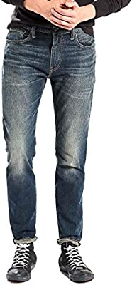 LEVI'S 512 SLIM TAPER FIT JEANS MEN CAPTAIN PATRICK