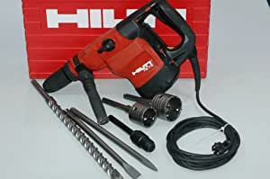 hilti te 76 kombihammer wie neu gro es zubeh rpaket. Black Bedroom Furniture Sets. Home Design Ideas
