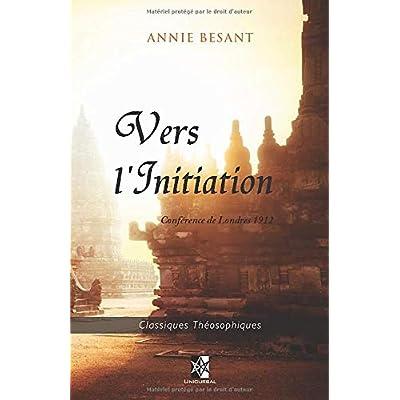 Vers l'Initiation