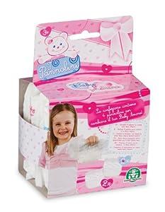 Giochi Preziosi CCP19360 Baby Amore - Set de pañales para muñeca (4 unidades)