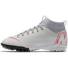 Nike Jr Superfly 6 Academy GS TF, Zapatillas de Deporte Unisex Niños