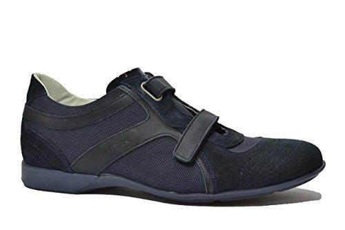 Melluso Sneakers scarpe uomo blu U50006T 40