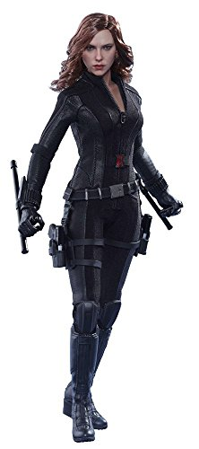 Hot Toys – Captain America Civil War Black Widow Figura, 4897011180564