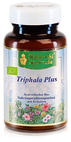 Maharishi Ayurveda Bio Triphala Plus 60 g (60 Tabletten)