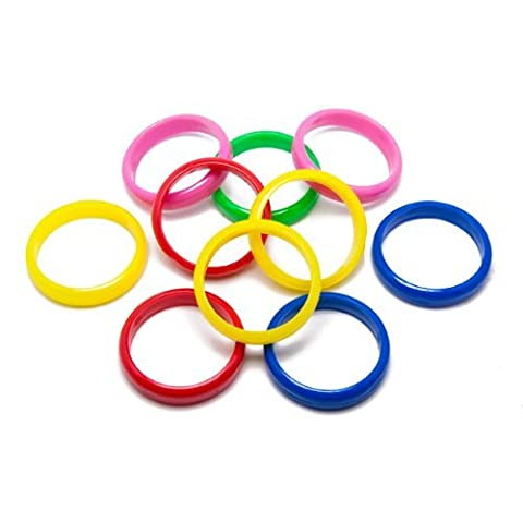 Assorted Balloon Bangle Weight Pack of 10