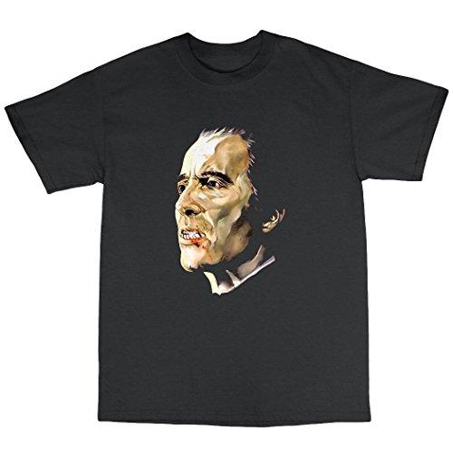 Christopher Lee T-Shirt - Man-shirt Wicker