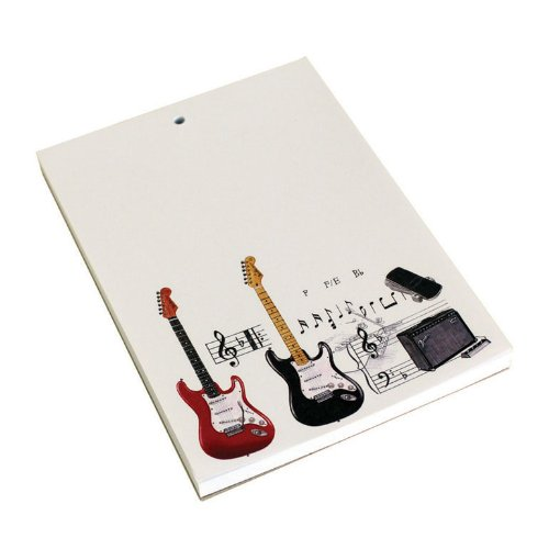 notepad-fender-electric-guitars-a6