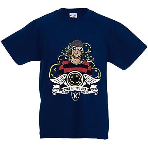 N4585K T-shirt per bambini Come as you