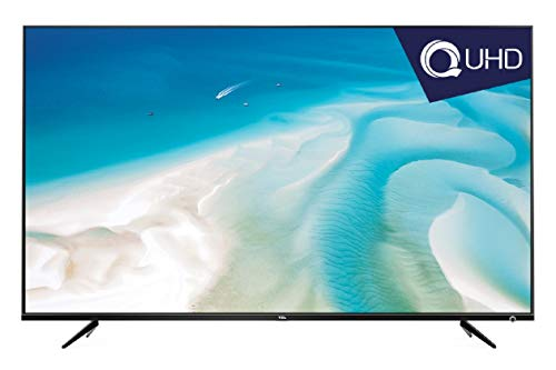 TCL 109.3 cm (43 inches) P6US 43P6US 4K LED Smart TV (Black)