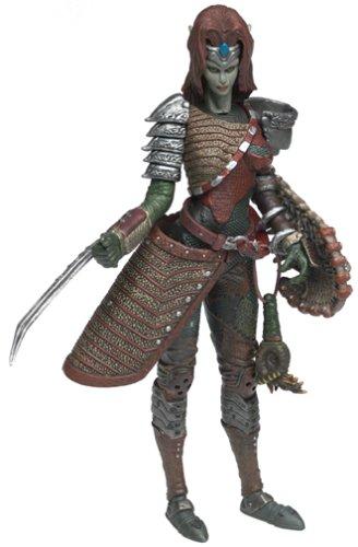 Ultima Online Actionfigur - Captain Dasha