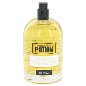 Potion Dsquared2 by Dsquared2 Eau De Parfum Spray (Tester) 3.4 oz for Women - 100% Authentic