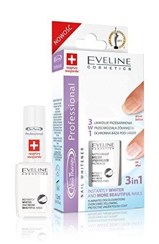 Eveline Cosmetics Nagelaufheller Nail Whitener, 12 ml