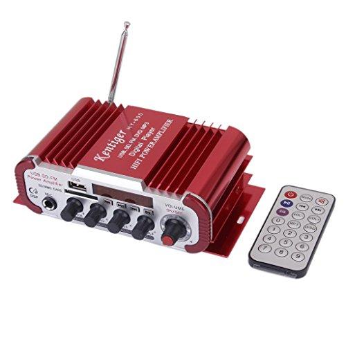 Amplificador De Microfono Dc12v