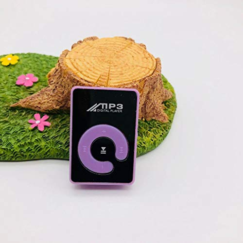 MX-316Stylish MP3 / MP4-Player mit Micro-SD-Karte USB-Anschluss Digitaler Musik-Player - Micro-mp4-player