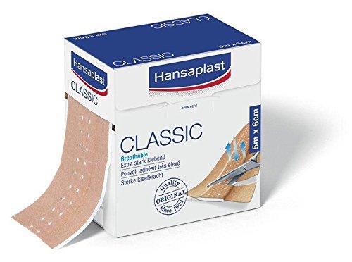 Hansaplast Classic Standard 5m x 6cm