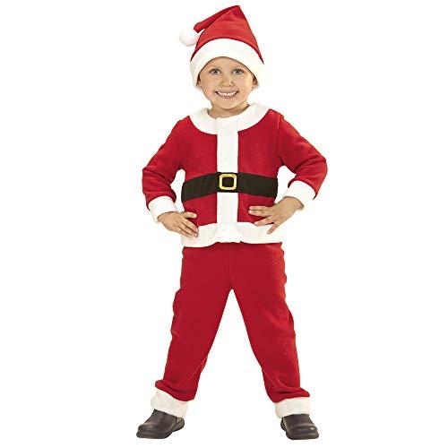 WIDMANN Babbo Natale per Bambini, 3-4 Anni, VD-WDM14923