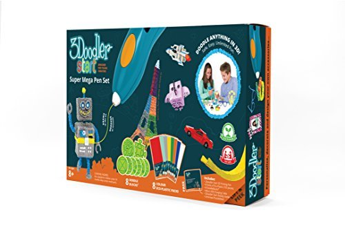 3Doodler Start Super Mega 3D Pen Set For Kids - 5