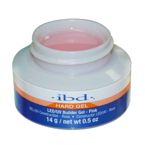 IBD LED/UV Gel de construction, Rose